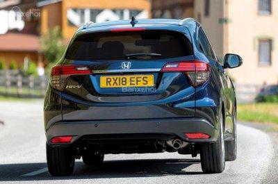 Honda HR-V facelift ra mắt châu Âu - 3