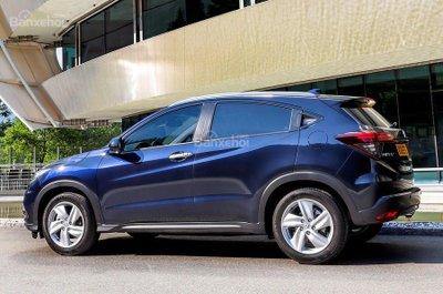 Honda HR-V facelift ra mắt châu Âu - 2