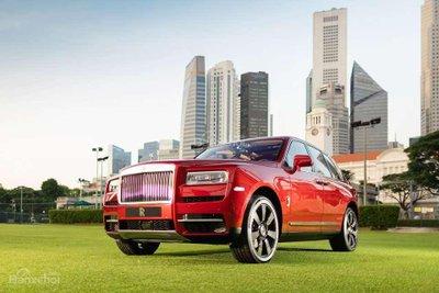 Rolls-Royce Cullinan chính thức trình làng thị trường Đông Nam Á - 1