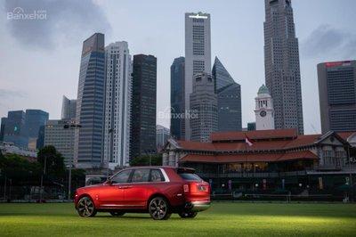 Rolls-Royce Cullinan chính thức trình làng thị trường Đông Nam Á - 2