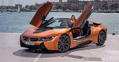 Từ bỏ động cơ 3 xi-lanh, BMW i8 sẽ dùng động cơ mạnh hơn - 2