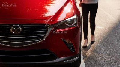 Hình ảnh Mazda CX-3 2019 có thể về Việt Nam a6