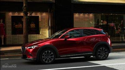 Hình ảnh Mazda CX-3 2019 có thể về Việt Nam a2