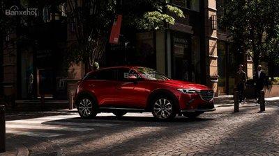 Hình ảnh Mazda CX-3 2019 có thể về Việt Nam a1