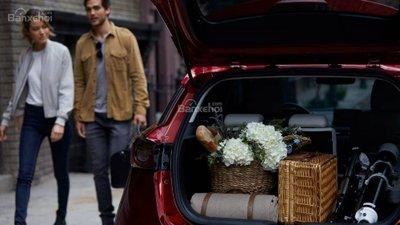 Hình ảnh Mazda CX-3 2019 có thể về Việt Nam A20