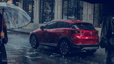 Hình ảnh Mazda CX-3 2019 có thể về Việt Nam a4