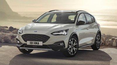 Phiên bản Ford Focus SUV sẽ sớm xuất hiện trên thị trường?.