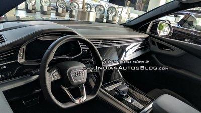 Audi Q8 2018 trình làng ở Ấn Độ, giá 2 tỷ đồng 5