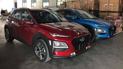 Hyundai Kona 2018 chuẩn bị ra mắt thị trường vào ngày 22/8 tại nhà máy láp ráp Ninh Bình