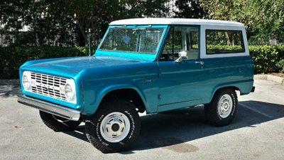 Đâu là chiếc SUV đầu tiên quay quảng cáo trên sóng truyền hình? 2.