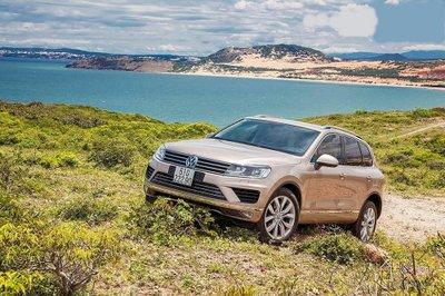 Những mẫu xe có thể lội nước sâu đến 900mm tại Việt Nam: Land Rover số 1! 3.