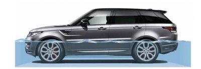 Những mẫu xe có thể lội nước sâu đến 900mm tại Việt Nam: Land Rover số 1! 1.