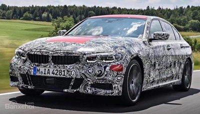 BMW 3-Series thế hệ mới