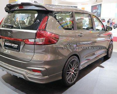Suzuki Ertiga Sport Concept 2