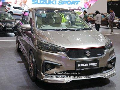 Suzuki Ertiga Sport Concept.