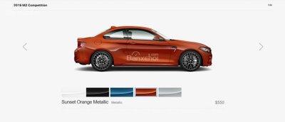 BMW M2 Competition có 2 phiên bản đặc biệt màu Frozen độc đáo - 2