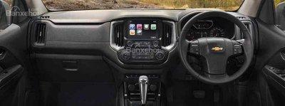 Chevrolet Trailblazer 2019 cập nhật, nâng cấp sức mạnh và công nghệ - 3