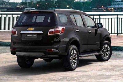 Chevrolet Trailblazer 2019 cập nhật, nâng cấp sức mạnh và công nghệ - 2
