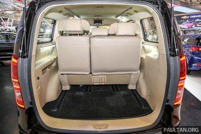 Hyundai Grand Starex giới thiệu bản nâng cấp có giá từ 784 triệu đồng với khách hàng Indonesia a9