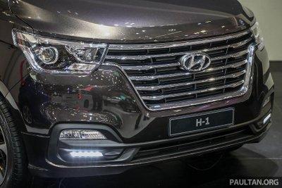 Hyundai Grand Starex giới thiệu bản nâng cấp có giá từ 784 triệu đồng với khách hàng Indonesia a2
