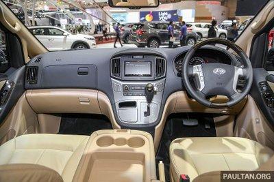 Hyundai Grand Starex giới thiệu bản nâng cấp có giá từ 784 triệu đồng với khách hàng Indonesia a6