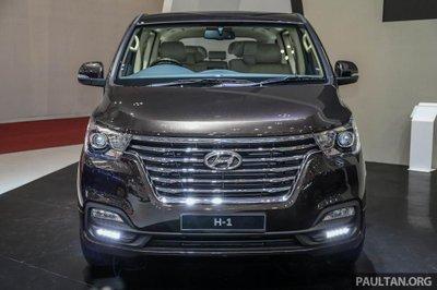 Hyundai Grand Starex giới thiệu bản nâng cấp có giá từ 784 triệu đồng với khách hàng Indonesia a3