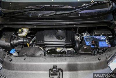 Hyundai Grand Starex giới thiệu bản nâng cấp có giá từ 784 triệu đồng với khách hàng Indonesia a10