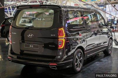 Hyundai Grand Starex giới thiệu bản nâng cấp có giá từ 784 triệu đồng với khách hàng Indonesia a5