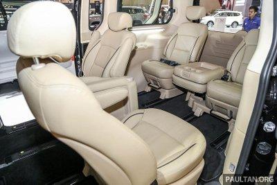 Hyundai Grand Starex giới thiệu bản nâng cấp có giá từ 784 triệu đồng với khách hàng Indonesia a8