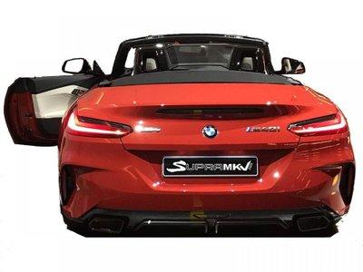 BMW Z4 thế hệ mới đã hiện nguyên hình qua loạt ảnh vừa công bố a2