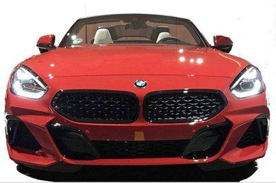 BMW Z4 thế hệ mới đã hiện nguyên hình qua loạt ảnh vừa công bố 1
