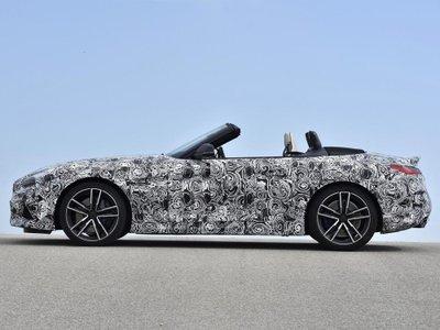 BMW Z4 thế hệ mới đã hiện nguyên hình qua loạt ảnh vừa công bố a11
