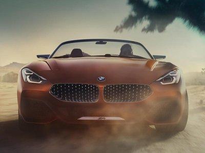BMW Z4 thế hệ mới đã hiện nguyên hình qua loạt ảnh vừa công bố a8