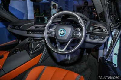 BMW i8 phiên bản cập nhật trình làng tại Malaysia, giá khởi điểm 7,45 tỷ đồng a17