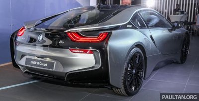 BMW i8 phiên bản cập nhật trình làng tại Malaysia, giá khởi điểm 7,45 tỷ đồng a2