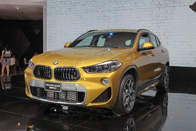 Soi chi tiết chiếc BMW X2 hoàn toàn mới sắp mở bán tại Việt Nam a1