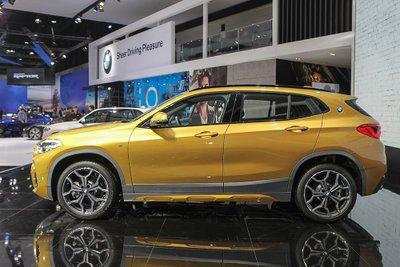 Soi chi tiết chiếc BMW X2 hoàn toàn mới sắp mở bán tại Việt Nam a4