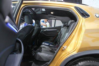 Soi chi tiết chiếc BMW X2 hoàn toàn mới sắp mở bán tại Việt Nam a6
