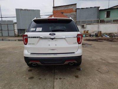 Lô Ford Explorer Limited 2018 nhập Mỹ đã hoàn tất thủ tục thông quan, sẵn sàng mở bán a7