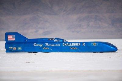 Challenger 2 đạt tốc độ 725 km/h - xe cũ 50 năm vẫn chạy siêu tốt! 1.