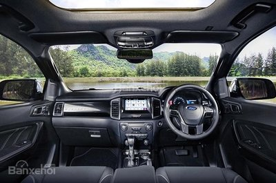 Ford Everest 2018 5a