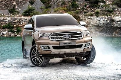 Ford Everest 2018 1a
