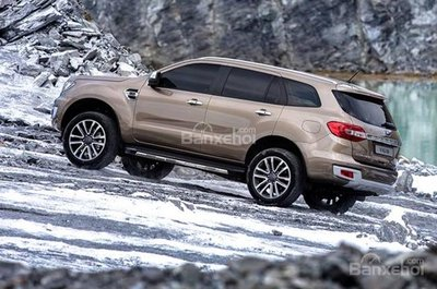 Ford Everest 2018 3a