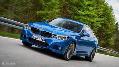 BMW 3-Series GT có thể biến mất vào năm 2020 - 1