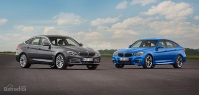 BMW 3-Series GT có thể biến mất vào năm 2020 - 2