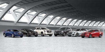 Cadillac chạy nước rút, chuẩn bị ra mắt dàn sao mới? - 1