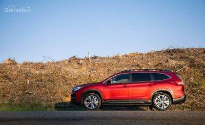 Chủ xe Subaru Ascent triệu hồi có thể nhận xe mới - 1