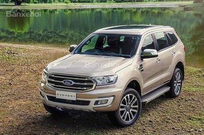 Cuối tháng 8, chờ Hyundai Kona và Ford Everest 2018 ra mắt và bùng nổ tại Việt a2