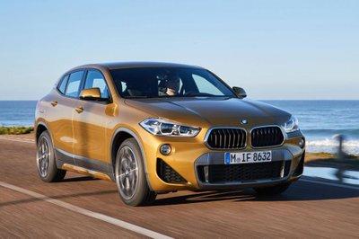 BMW X2 được mong chờ nhất