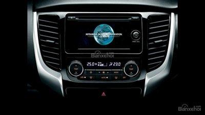 Chi tiết Mitsubishi Pajero Sport 2018 14